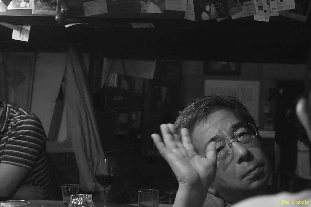杉の子閉店(1) 柳小路最後の夜_a0158797_212381.jpg