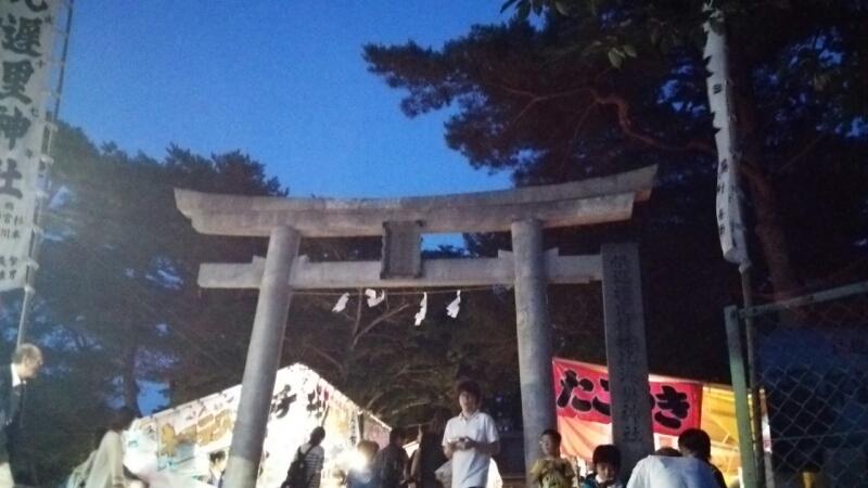 比遅里神社の例大祭_b0106766_2091035.jpg