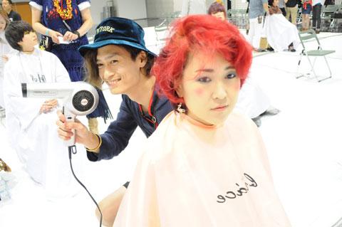 【CONTEST】日本一ハイレベルな美容コンテスト「三都杯」にブレススタッフが挑戦しました!_c0080367_21411453.jpg