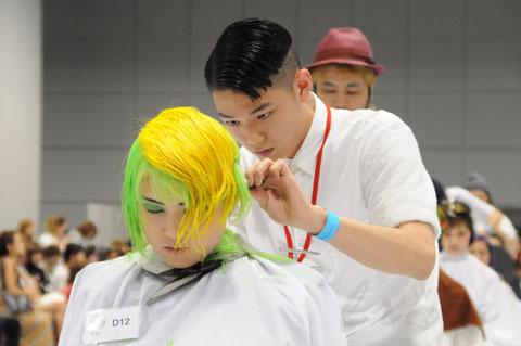 【CONTEST】日本一ハイレベルな美容コンテスト「三都杯」にブレススタッフが挑戦しました!_c0080367_21492424.jpg