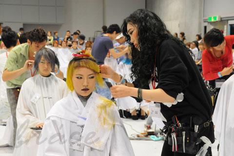 【CONTEST】日本一ハイレベルな美容コンテスト「三都杯」にブレススタッフが挑戦しました!_c0080367_21492428.jpg