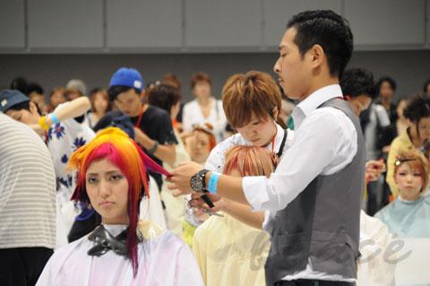 【CONTEST】日本一ハイレベルな美容コンテスト「三都杯」にブレススタッフが挑戦しました!_c0080367_21492440.jpg