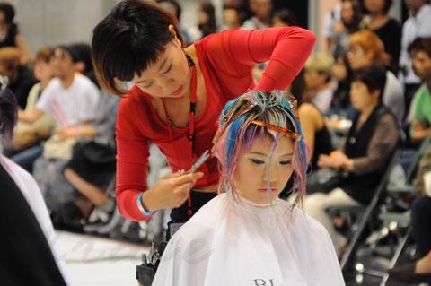 【CONTEST】日本一ハイレベルな美容コンテスト「三都杯」にブレススタッフが挑戦しました!_c0080367_21492447.jpg