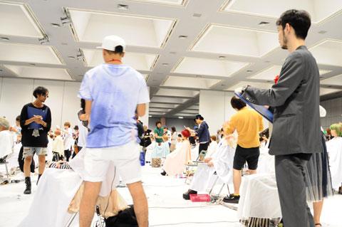 【CONTEST】日本一ハイレベルな美容コンテスト「三都杯」にブレススタッフが挑戦しました!_c0080367_21553671.jpg