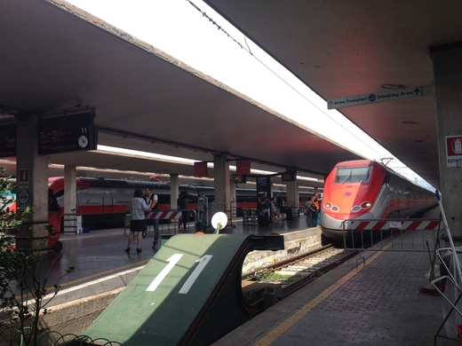 02/09/2014 駅ではジプシー排除に向けて_a0136671_23494150.jpg
