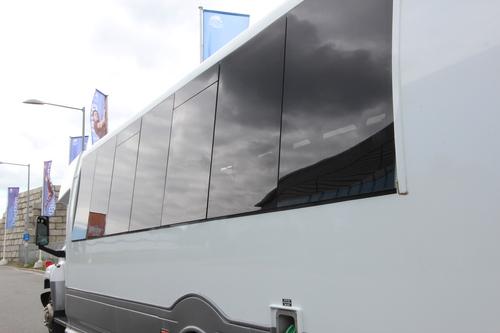 14CLT研修バンクーバー:バスに乗り込む_e0054299_8415338.jpg