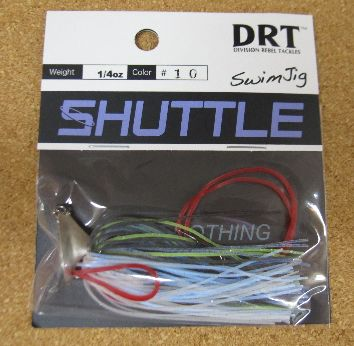 DRT-DIVISION シャトル 1/4oz New 10色入荷_a0153216_0162358.jpg