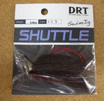 DRT-DIVISION シャトル 1/4oz New 10色入荷_a0153216_01639.jpg