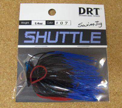 DRT-DIVISION シャトル 1/4oz New 10色入荷_a0153216_0163919.jpg