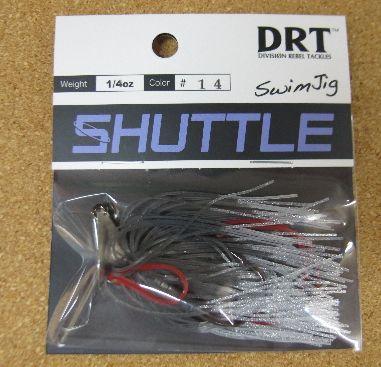 DRT-DIVISION シャトル 1/4oz New 10色入荷_a0153216_0165146.jpg