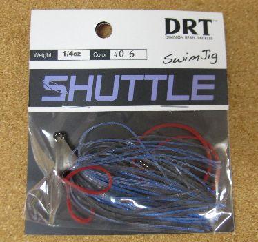 DRT-DIVISION シャトル 1/4oz New 10色入荷_a0153216_0171348.jpg
