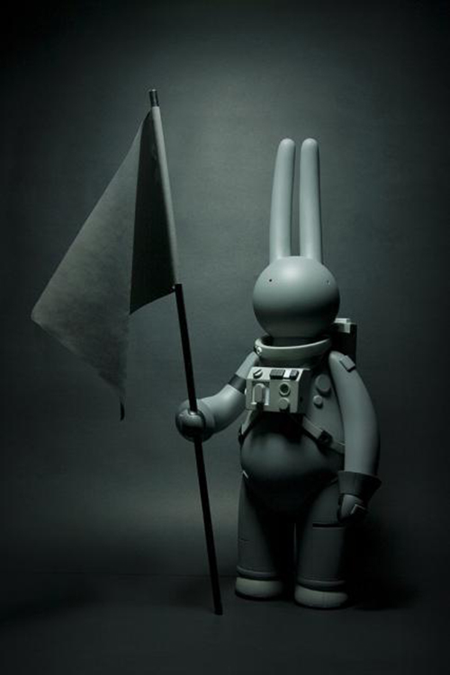 Astrolapin (grey) by mr clement_e0118156_22241262.jpg