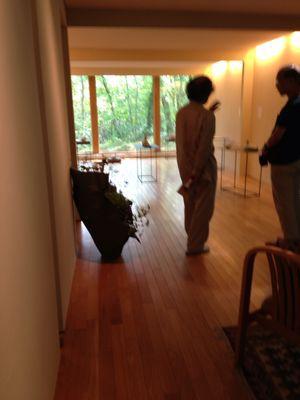 黒い森美術館にお散歩…_d0214172_18124244.jpg