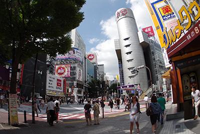 9月3日(水)の渋谷109前交差点_b0056983_10593625.jpg