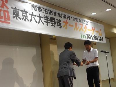 東京六大学野球オールスターゲーム_b0092684_726871.jpg