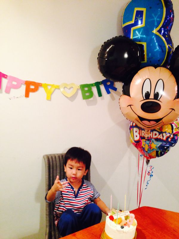 Happy 3rd birthday for Shion!_e0253026_0345296.jpg