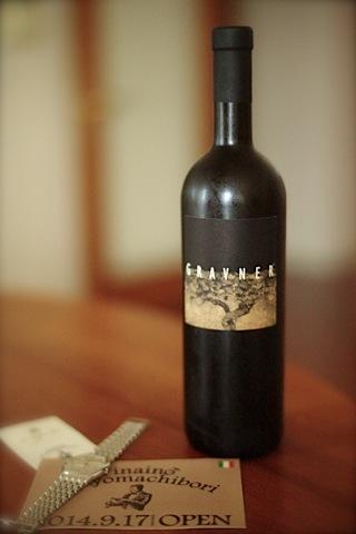 ...そしてイタリアワインの悦楽♪_f0057849_9521824.jpg