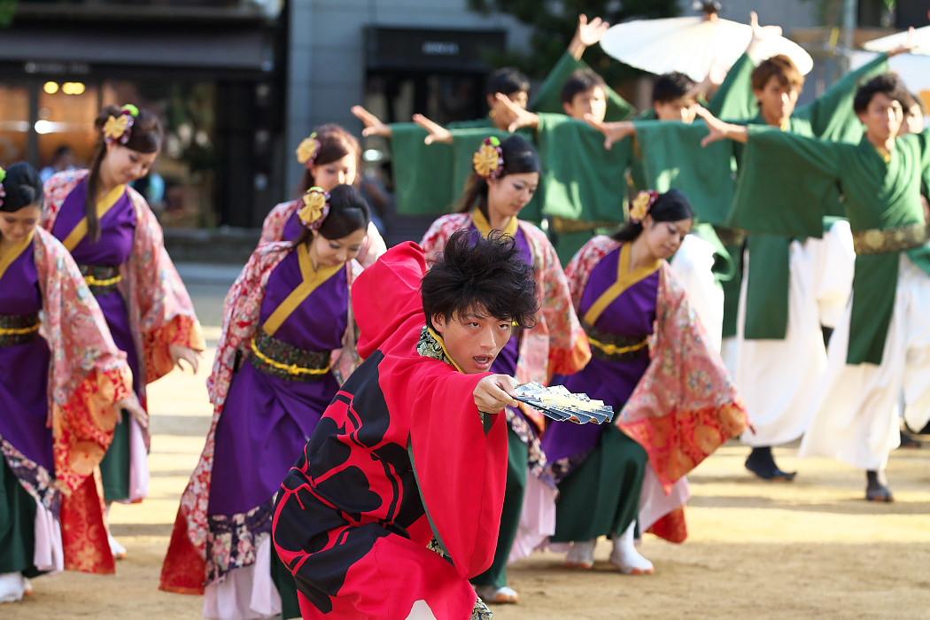 kagura@第16回にっぽんど真ん中祭り:Part2_c0187584_21172677.jpg