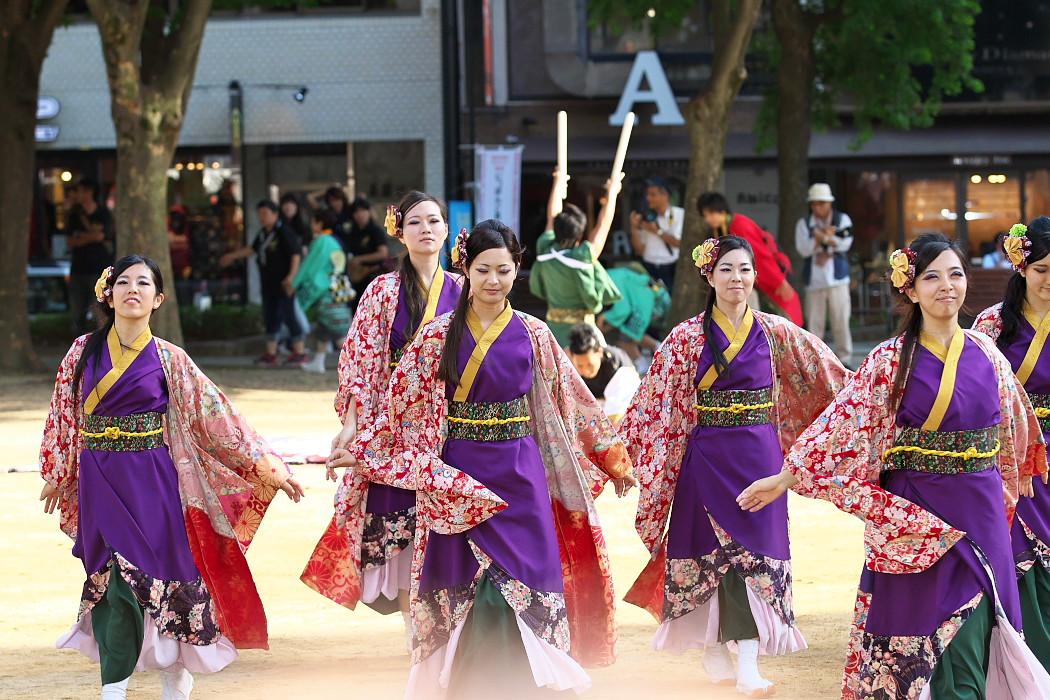 kagura@第16回にっぽんど真ん中祭り:Part2_c0187584_21175279.jpg