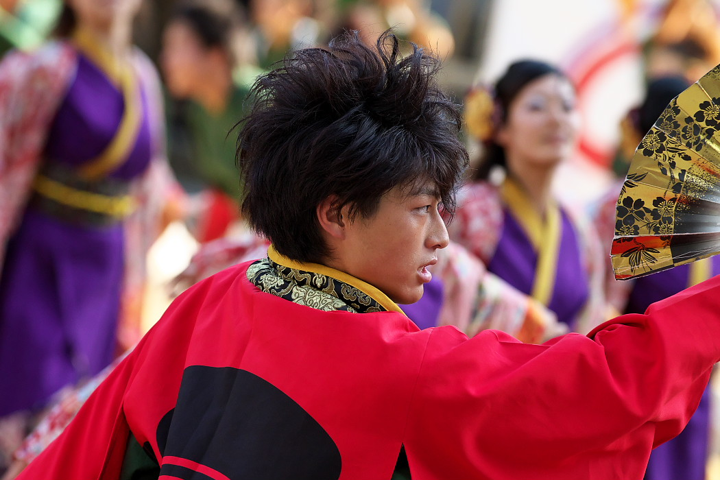 kagura@第16回にっぽんど真ん中祭り:Part2_c0187584_2118048.jpg