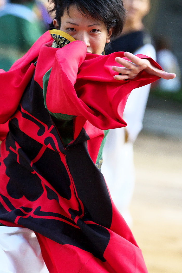 kagura@第16回にっぽんど真ん中祭り:Part2_c0187584_2118599.jpg