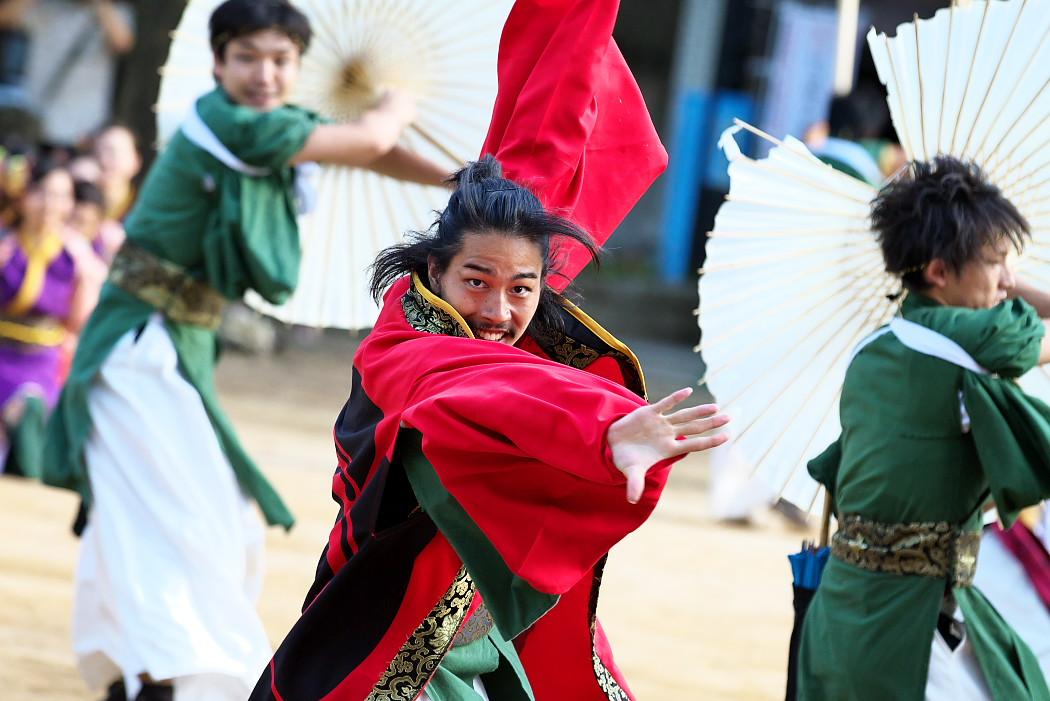 kagura@第16回にっぽんど真ん中祭り:Part2_c0187584_211957.jpg