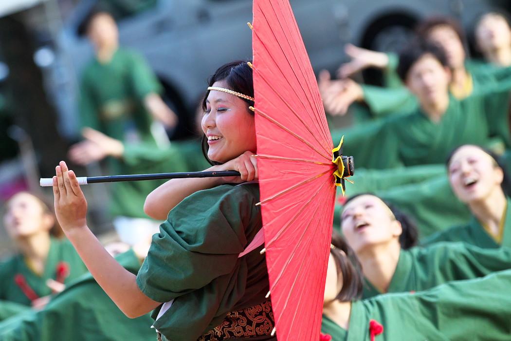 kagura@第16回にっぽんど真ん中祭り:Part2_c0187584_21201957.jpg
