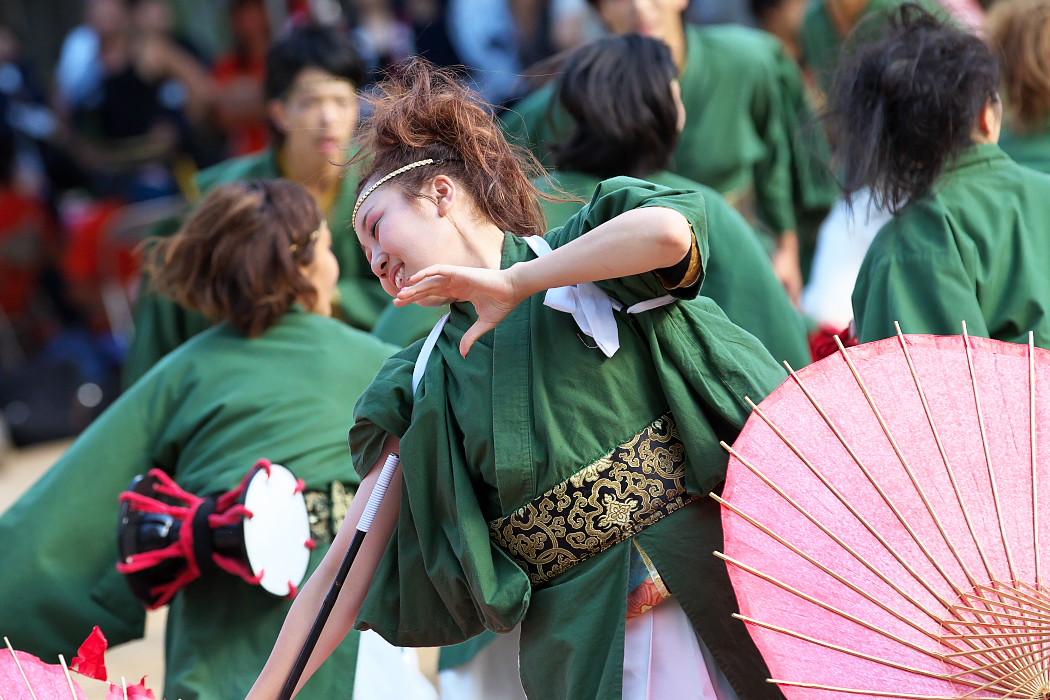 kagura@第16回にっぽんど真ん中祭り:Part2_c0187584_21204132.jpg