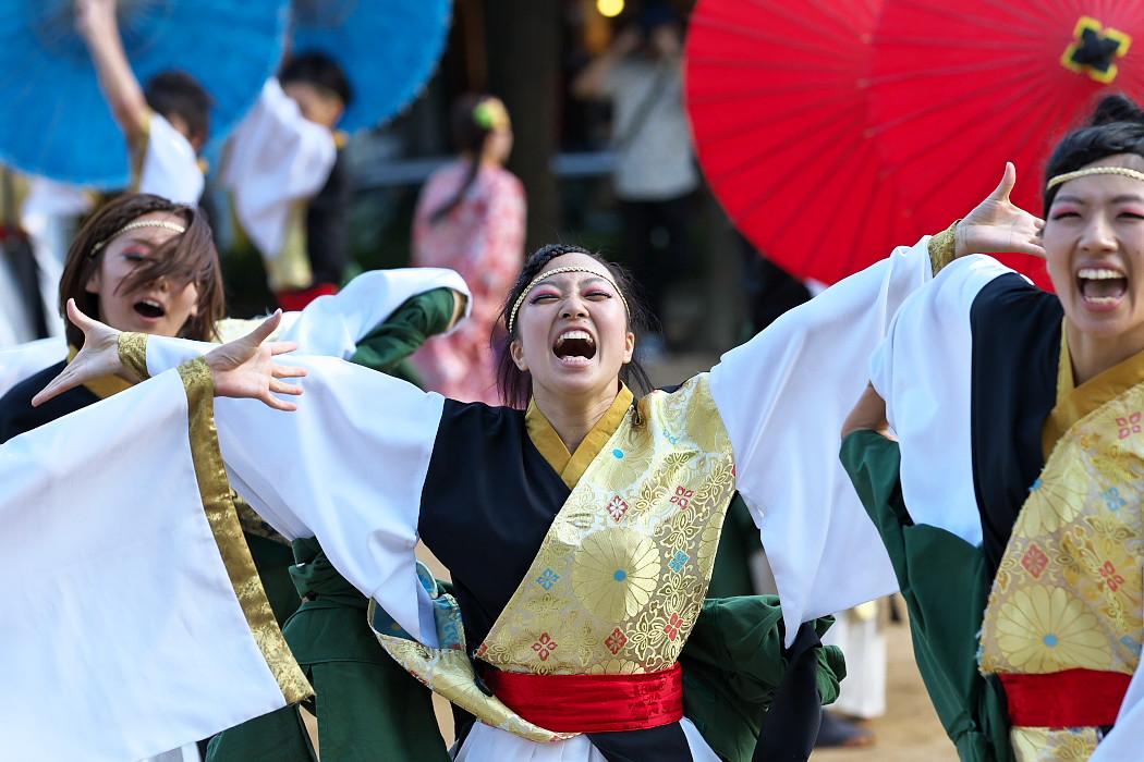 kagura@第16回にっぽんど真ん中祭り:Part2_c0187584_21211120.jpg