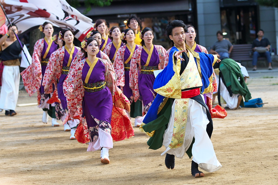 kagura@第16回にっぽんど真ん中祭り:Part2_c0187584_2121338.jpg