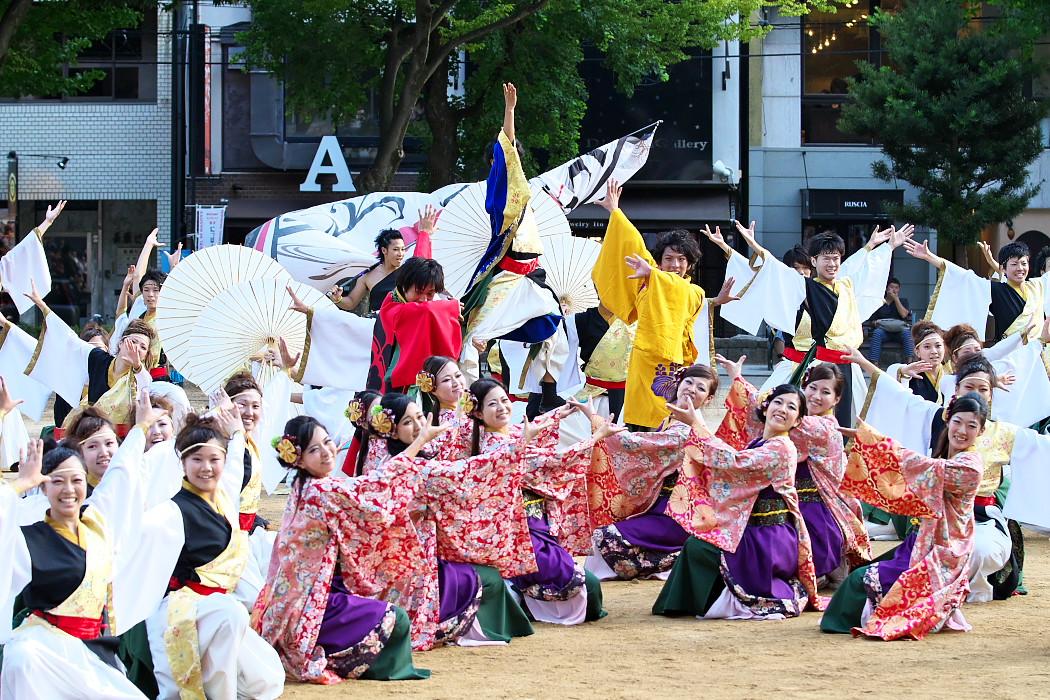 kagura@第16回にっぽんど真ん中祭り:Part2_c0187584_2121562.jpg