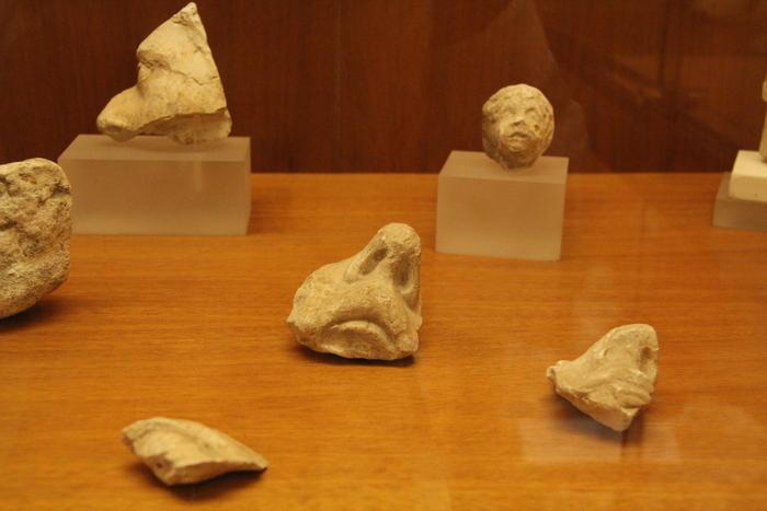 サグラダファミリア地下博物館_c0100195_9344523.jpg