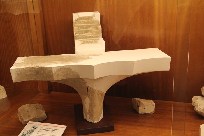 サグラダファミリア地下博物館_c0100195_9392127.jpg