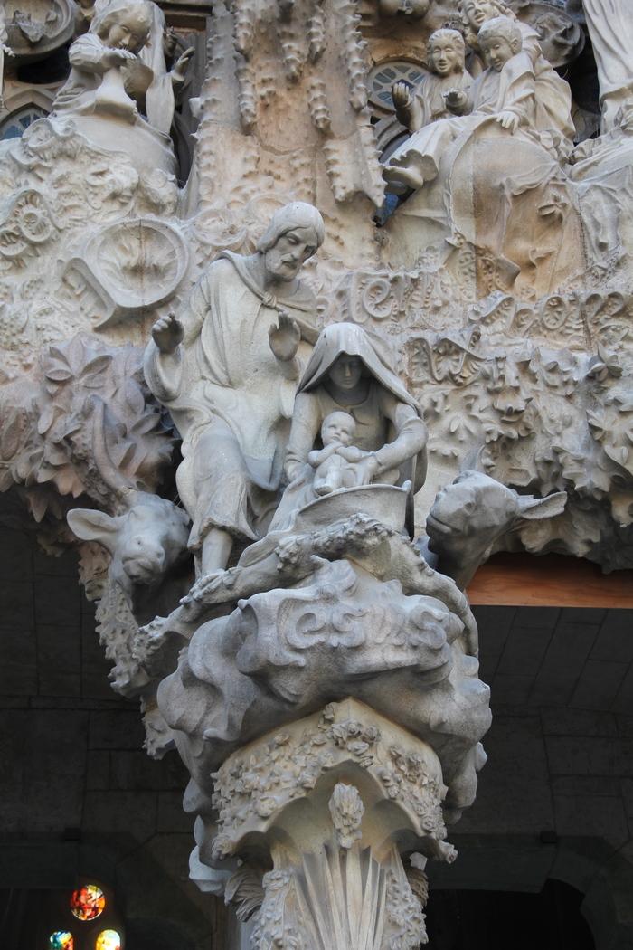 サグラダファミリア地下博物館_c0100195_9461034.jpg
