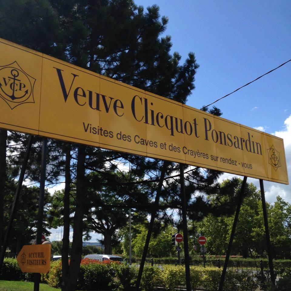 フランス【Veuve Cliquot chanpagne cave】_a0314708_1249356.jpg