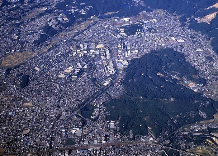 入居から45年 どう「住み継ぐか」に取組む「高蔵寺ニュータウン」_f0141310_7342145.jpg