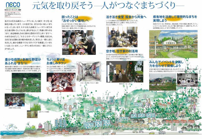 入居から45年 どう「住み継ぐか」に取組む「高蔵寺ニュータウン」_f0141310_7411432.jpg