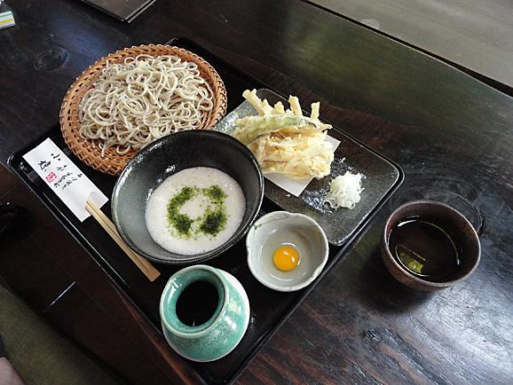那須2014 小椋で美味しいお蕎麦ランチ_e0230011_207296.jpg