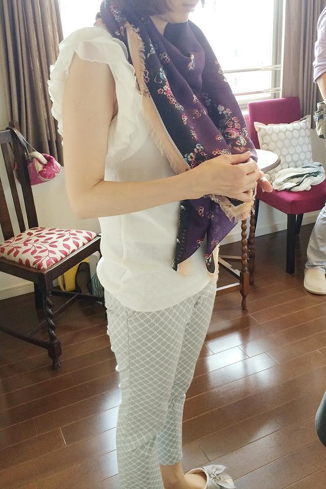 藤井ももこ先生による秋冬ファッションイベント_b0115615_14391364.jpg