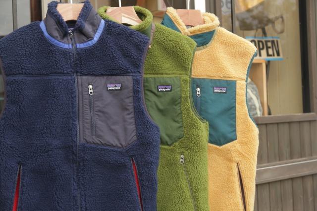 patagonia men s classic retro x vest import select shop noselow
