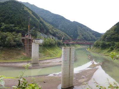 徳山ダム・エクスカーション下見行 2014.8.28_f0197754_0225730.jpg