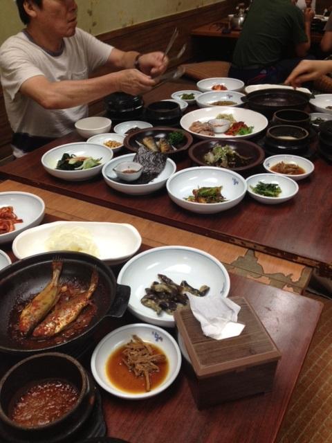 利川で「白飯定食」と「廣州窯(カンジュヨウ)」_b0060363_2272172.jpg