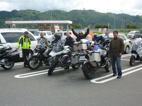 白馬Motorrad Days & ツーリングラリーレポート_e0254365_1153224.jpg