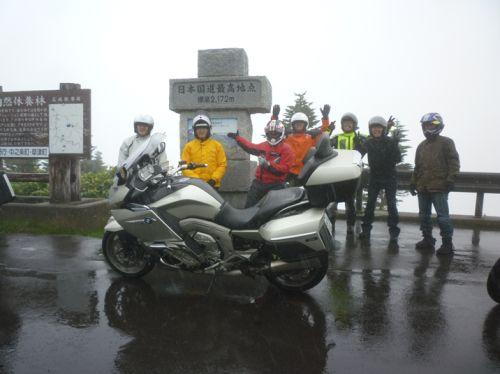 白馬Motorrad Days & ツーリングラリーレポート_e0254365_1158544.jpg