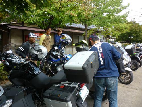 白馬Motorrad Days & ツーリングラリーレポート_e0254365_12175055.jpg
