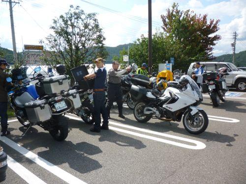 白馬Motorrad Days & ツーリングラリーレポート_e0254365_1244216.jpg
