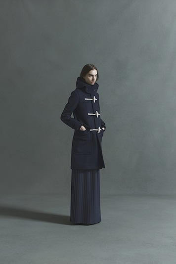 THE RERACS BRITISH WOOL/SUPER140 DUFFLE COAT:SORRY,SOLD OUT!_f0111683_16361260.jpg