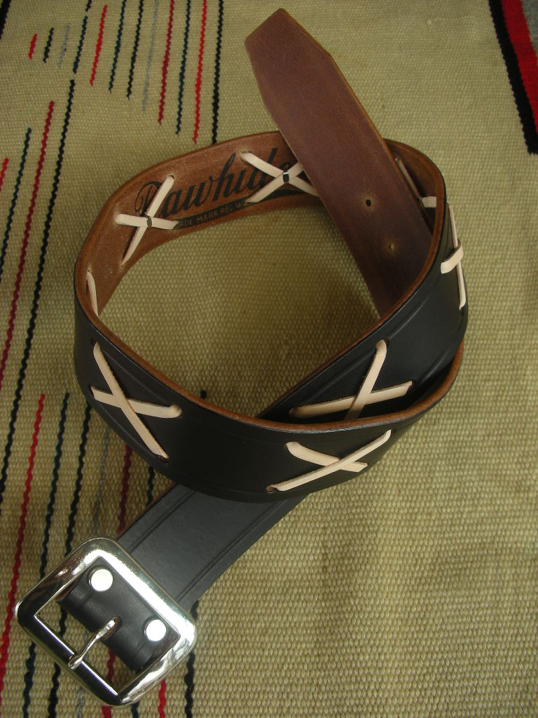 RAWHIDE BELT Lot-101 1947\'s Marlon Brando Model_c0187684_1242373.jpg