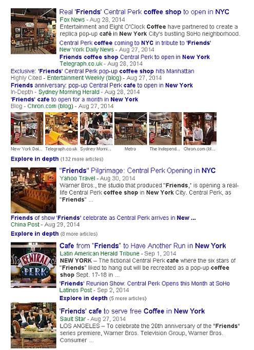 ドラマ『フレンズ』のセントラルパーク・カフェがNYに期間限定オープンへ!!!_b0007805_21105531.jpg