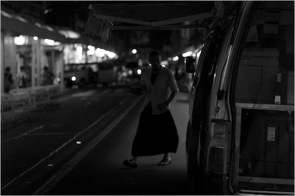外付けファインダーが無い!? a summer night #LEICA M Monochrom_c0065410_2223565.jpg